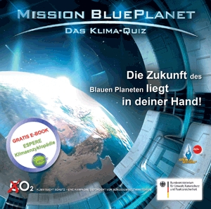 Klimaquiz Mission Blue Planet